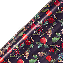 Buy John Lewis Into The Woods Fruit Gift Wrap, 3m Online at johnlewis.com