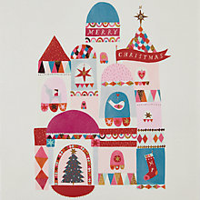 Buy John Lewis Marharaj Palace Charity Christmas Cards, Pack of 6 Online at johnlewis.com