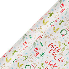 Buy Kelly Ventura Falala Gift Wrap, W70cm x Roll Length 300cm Online at johnlewis.com