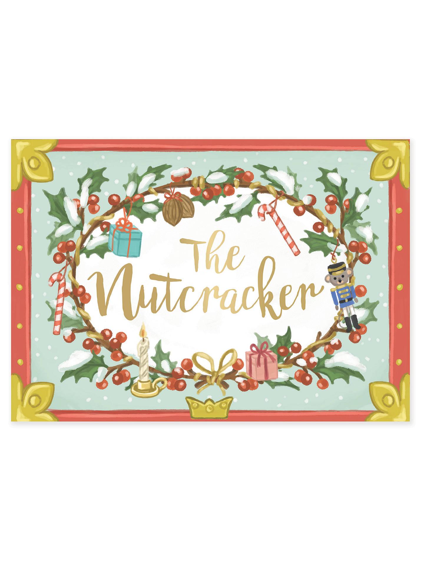 The Nutcracker Musical Christmas Card At John Lewis Partners