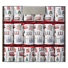 Buy John Lewis Tourism London Map Christmas Crackers, Pack of 6 Online at johnlewis.com