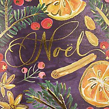 Buy John Lewis Noel Fruits Charity Christmas Cards, Pack of 6 Online at johnlewis.com