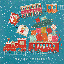 Buy John Lewis Maharajah Express Charity Christmas Cards, Pack of 6 Online at johnlewis.com