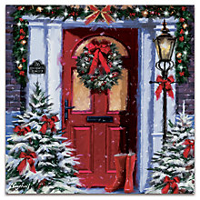 Buy Paper House Festive Home Christmas Cards, Pack of 10 Online at johnlewis.com