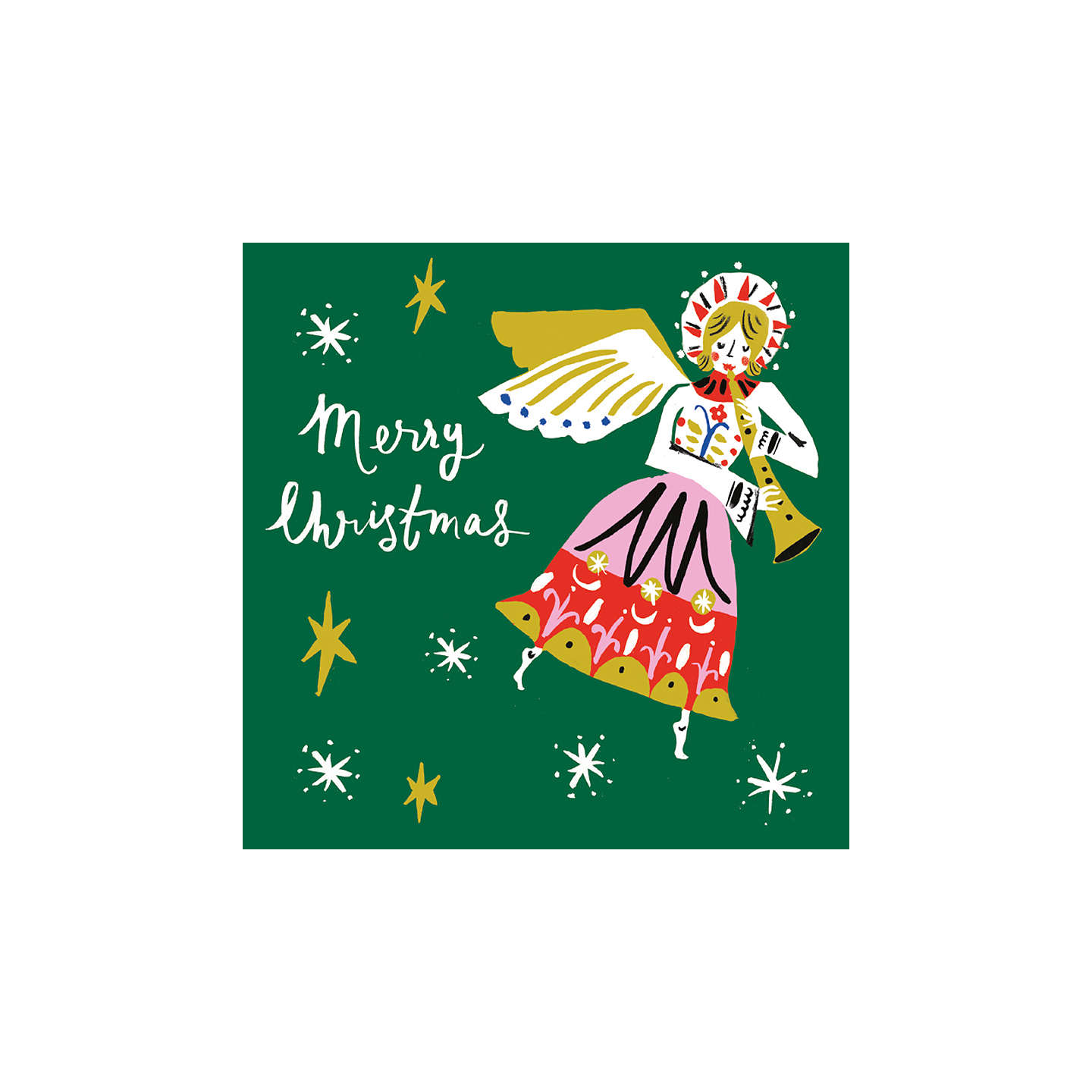 Buymuseums And Galleries Christmas Journey Charity Christmas Cards, Assorted, Pack