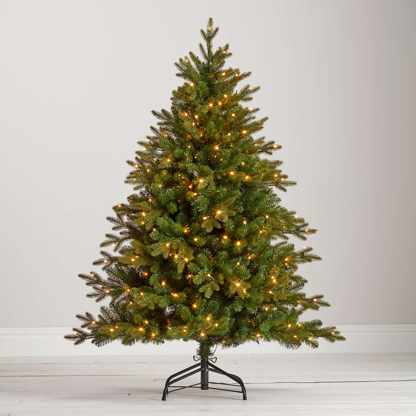 Buyjohn Lewis Kensington Pre Lit Christmas Tree, 5Ft Online At Johnlewiscom