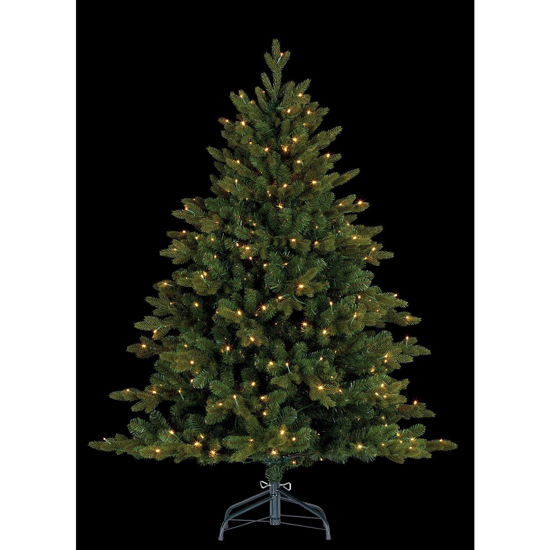 Buyjohn Lewis Kensington Pre Lit Christmas Tree, 5Ft Online At Johnlewiscom