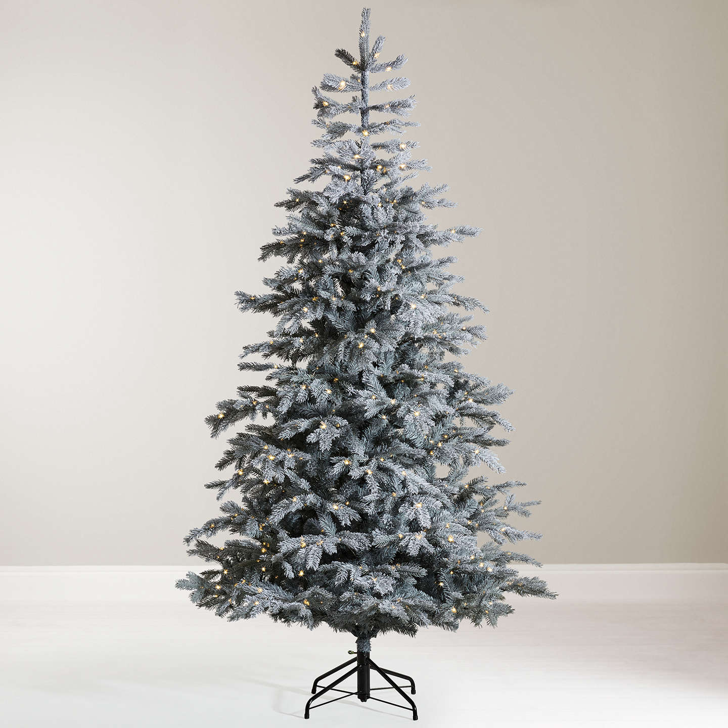 Buyjohn Lewis Isla Mist Pre Lit Christmas Tree, 7Ft Online At