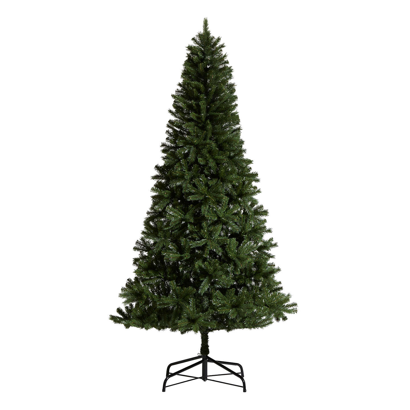 Buyjohn Lewis Fireside Christmas Tree, 9Ft Online At Johnlewiscom