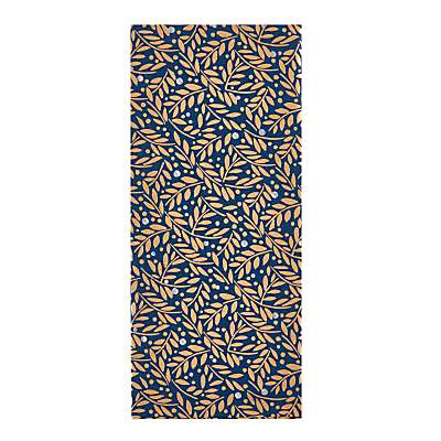 John Lewis Winter Palace Leaves Christmas Tissue Paper, Pack of 3