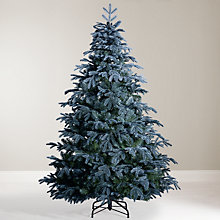 Buy John Lewis St. Petersburg Blue Christmas Tree, 7ft Online at johnlewis.com