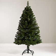 Buy John Lewis Fireside Christmas Tree, 4ft Online at johnlewis.com