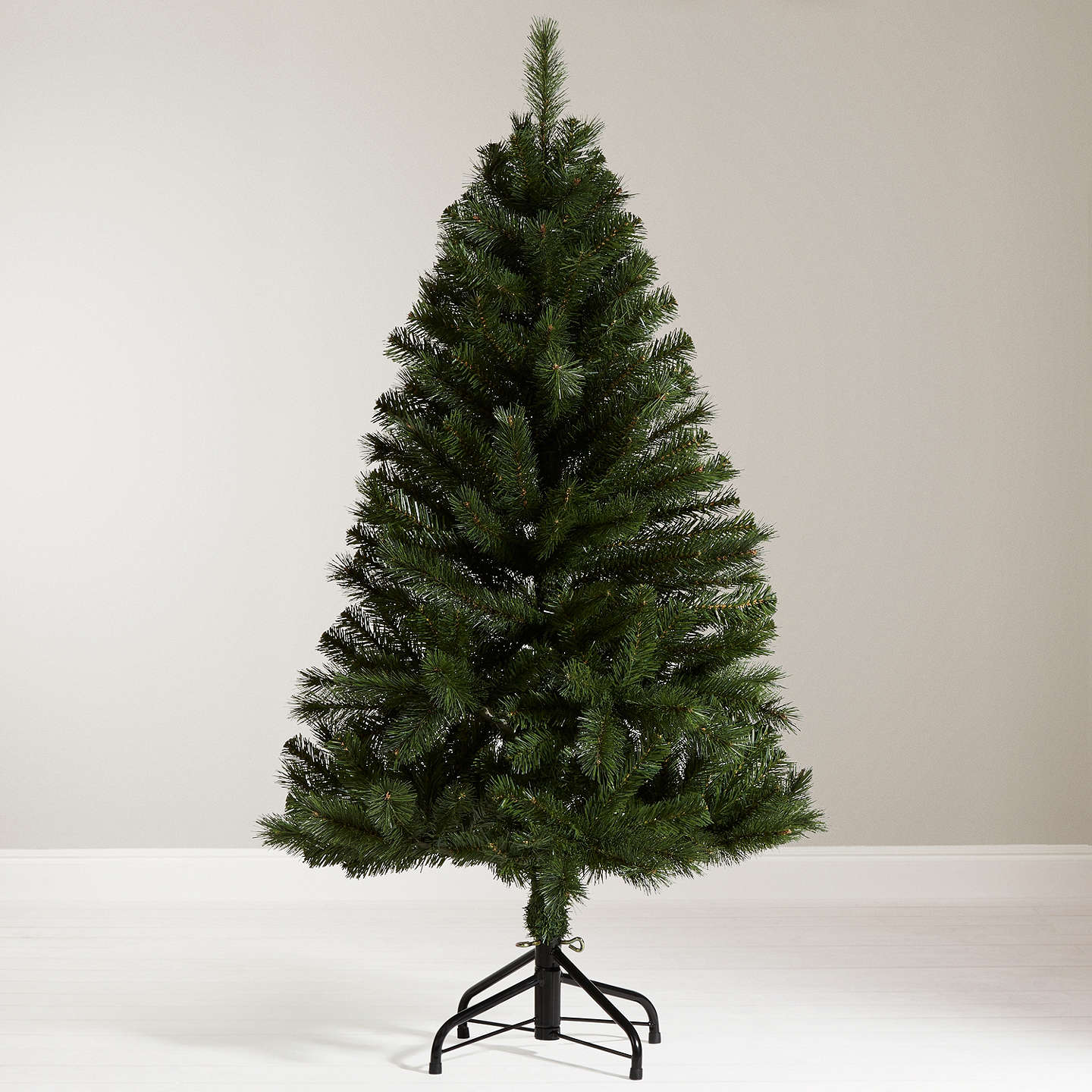 Buyjohn Lewis Fireside Christmas Tree, 4Ft Online At Johnlewiscom
