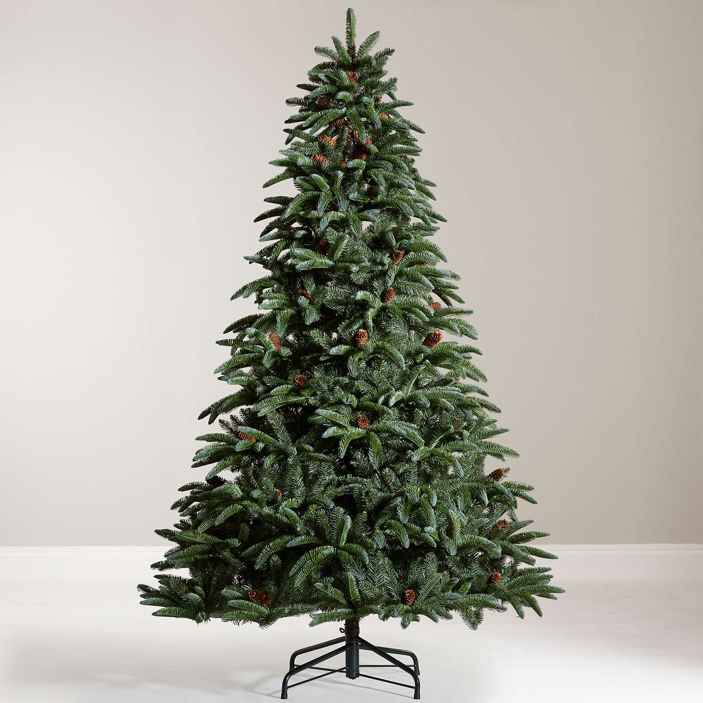 Buyjohn Lewis Sophia Spruce Christmas Tree, 7Ft Online At Johnlewiscom