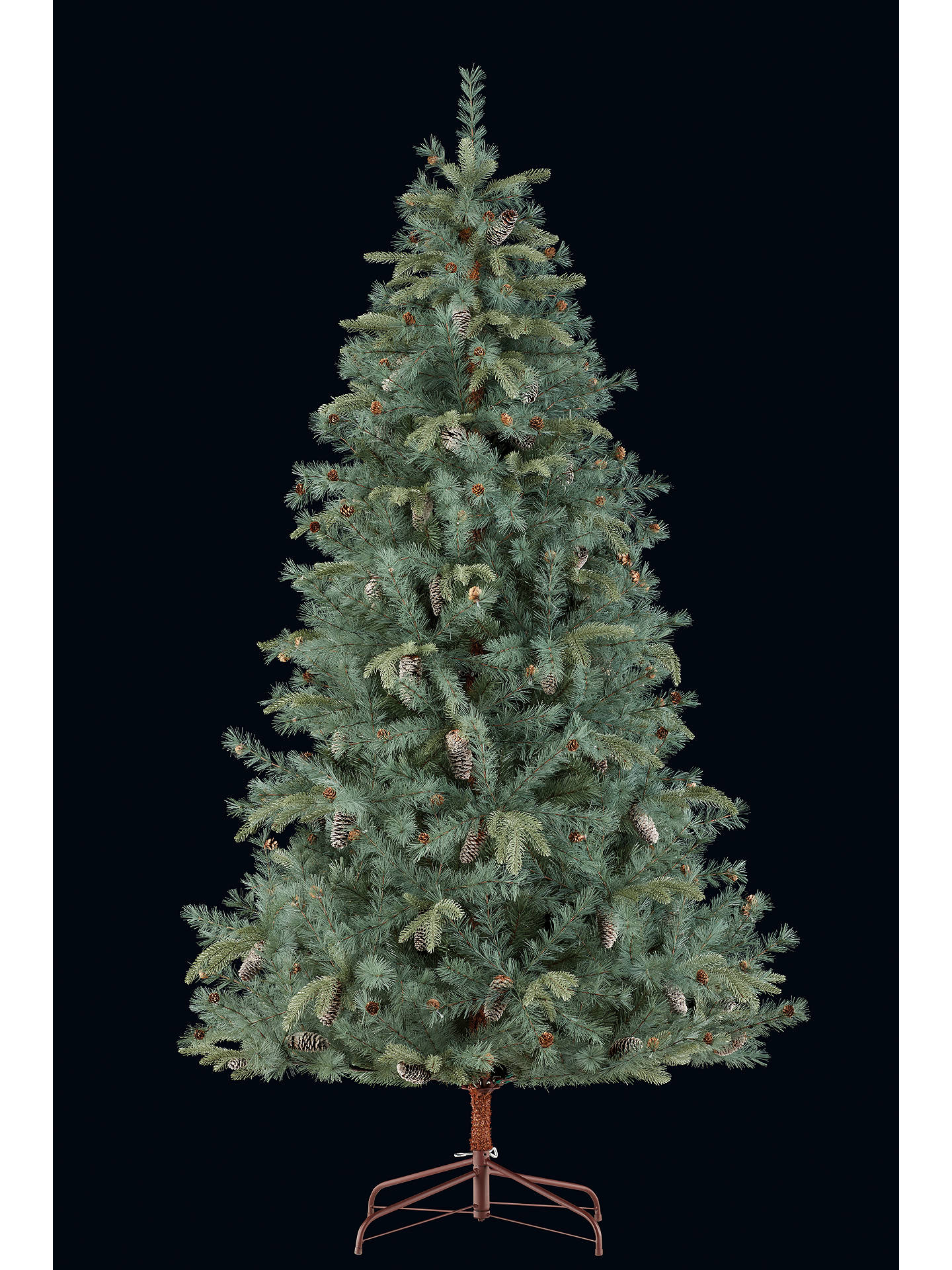 John Lewis Christmas.John Lewis Highland Pine Christmas Tree 7ft