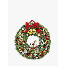 Buy Coppenrath Victorian Christmas Wreath Large Advent Calendar Online at johnlewis.com