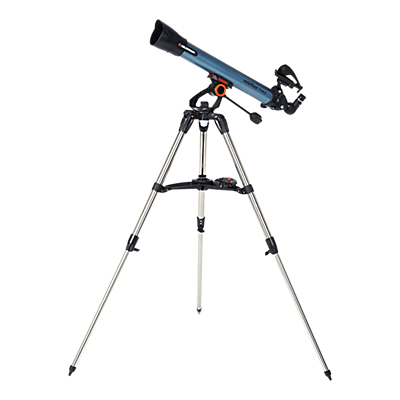 Celestron Inspire 70AZ Refractor Telescope with Smart Phone Adapter Review thumbnail