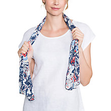 Buy East Lorenna Print Scarf, Multi Online at johnlewis.com