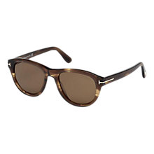 Buy TOM FORD FT0520 Benedict Sunglasses Online at johnlewis.com