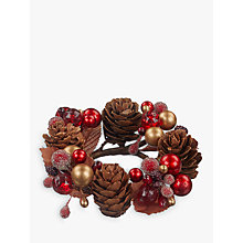 Buy John Lewis Highland Myths Berries and Acorns Napkin Rings, Set of 4 Online at johnlewis.com