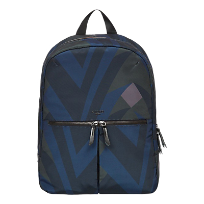 Knomo V&A Berlin 14 Laptops Backpack, Blue