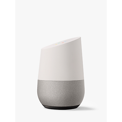 Image of Google Home Hands-Free Smart Speaker
