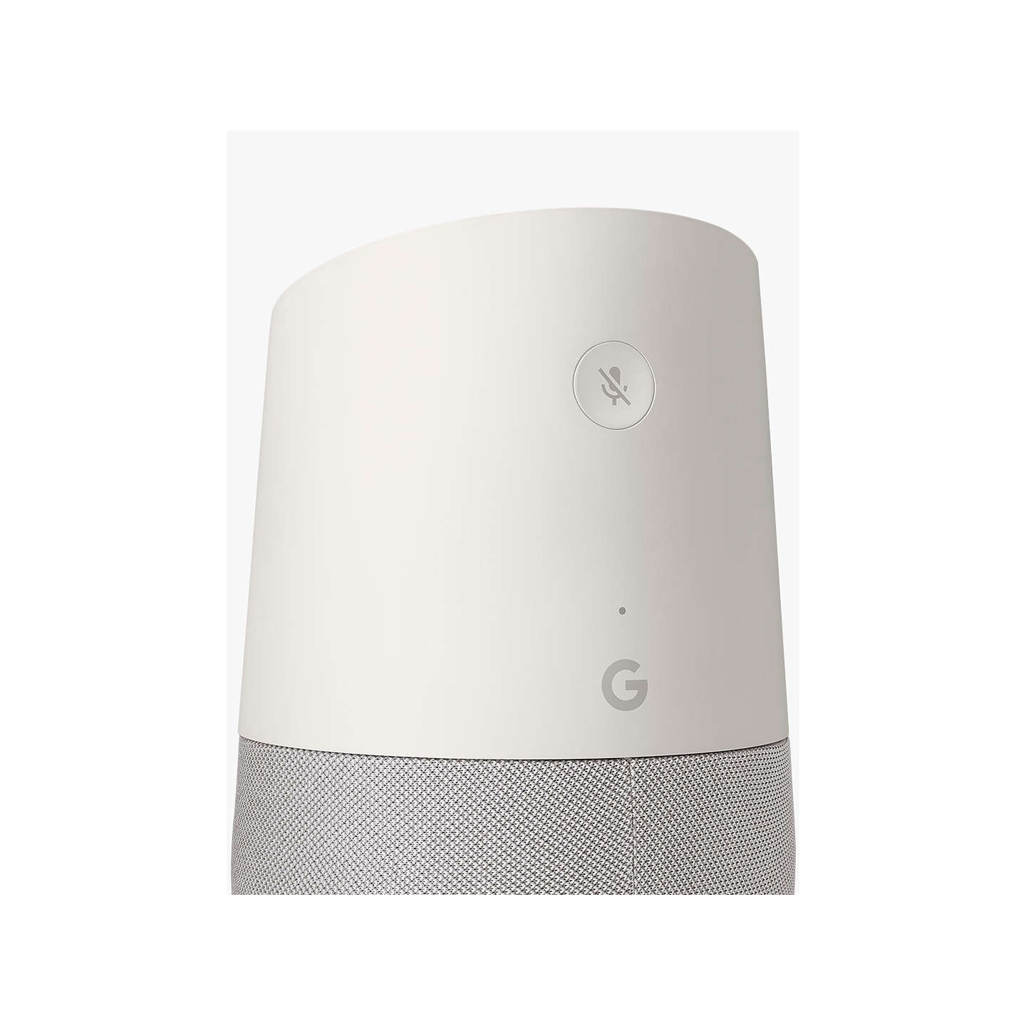 BuyGoogle Home Hands-Free Smart Speaker Online at johnlewis.com