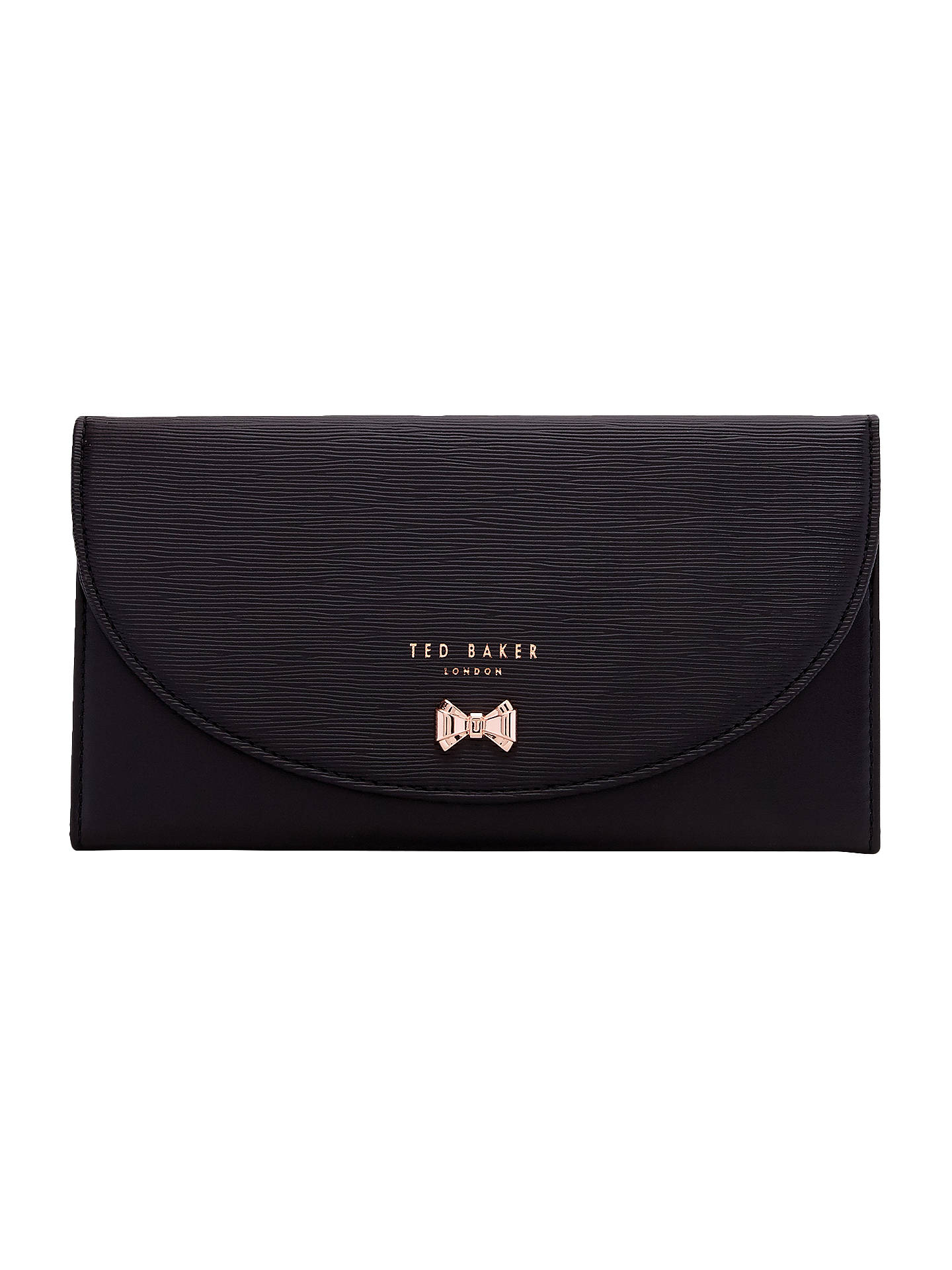 5af0ecb0ffbb4 BuyTed Baker Marle Curved Bow Matinee Purse
