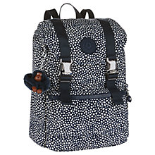 Buy Kipling Experience S Backpack, Dot Dot Dot Online at johnlewis.com