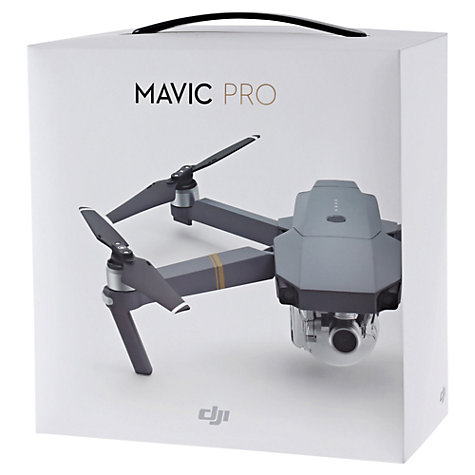 Buy DJI Mavic Pro Drone Online at johnlewis.com