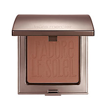 Buy Laura Mercier Soleil Matte Veil Powder Bronzer Online at johnlewis.com
