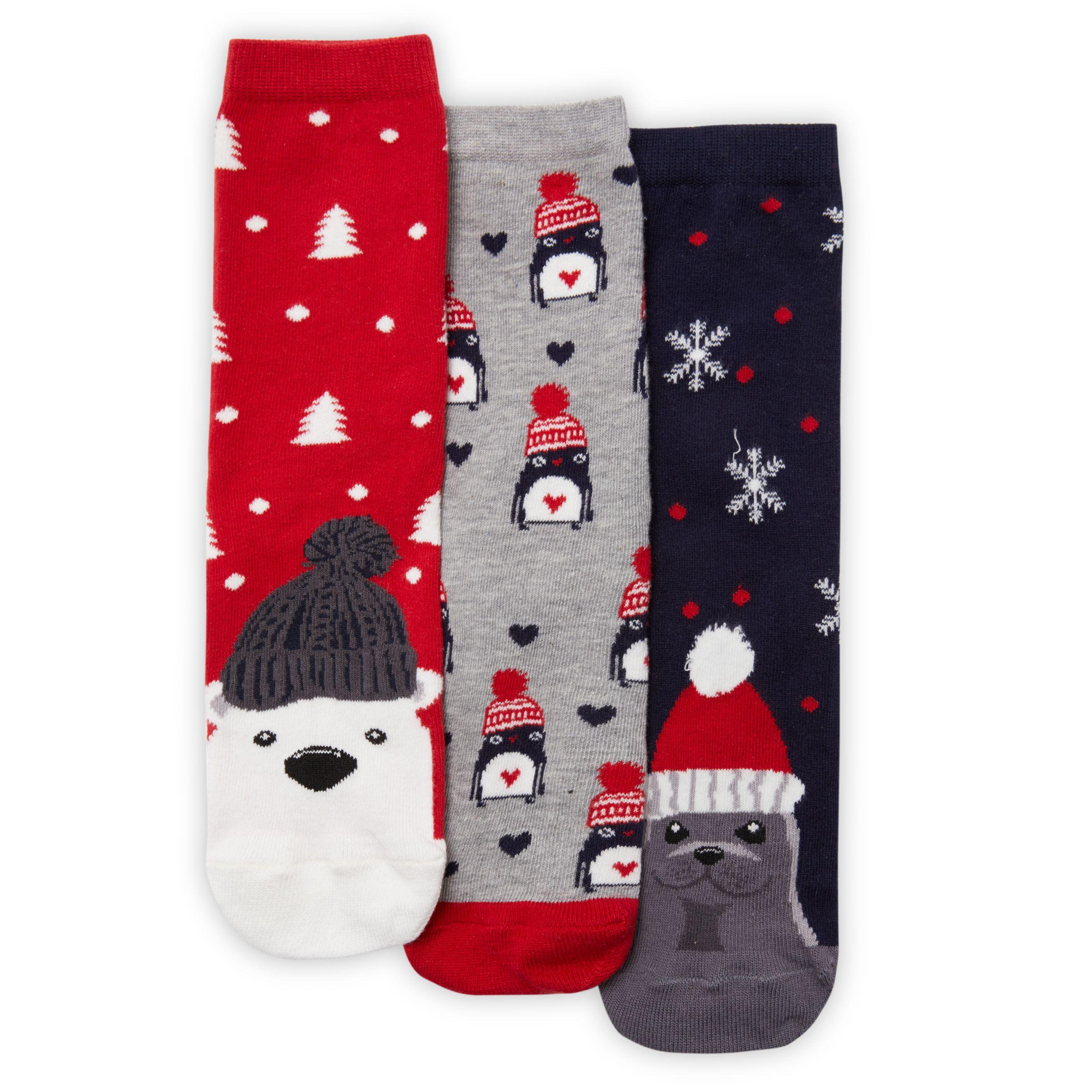 3pak baby babies girls girly socks pink white grey 0-0 0-2.5 3-5.5 cotton rich