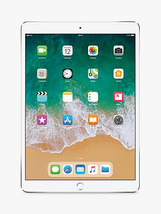 "2017 Apple iPad Pro 10.5"", A10X Fusion, iOS11, Wi-Fi & Cellular, 256GB"