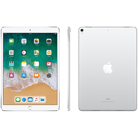"Buy 2017 Apple iPad Pro 10.5"", A10X Fusion, iOS11, Wi-Fi, 64GB Online at johnlewis.com"