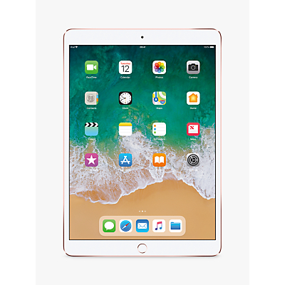Image of 2017 Apple iPad Pro 10.5, A10X Fusion, iOS11, Wi-Fi, 256GB
