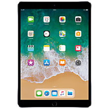 "Buy 2017 Apple iPad Pro 10.5"", A10X Fusion, iOS10, Wi-Fi, 256GB Online at johnlewis.com"