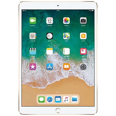 Image of 2017 Apple iPad Pro 10.5, A10X Fusion, iOS11, Wi-Fi & Cellular, 64GB
