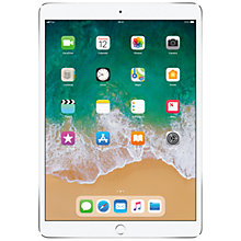 "Buy 2017 Apple iPad Pro 10.5"", A10X Fusion, iOS11, Wi-Fi & Cellular, 512GB Online at johnlewis.com"