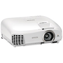 Buy Epson EH-TW5300 Full HD 1080p 3D Projector, 2200 Lumens Online at johnlewis.com
