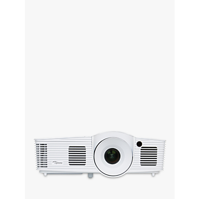 Optoma HD28DSE Full HD 1080p 3D Projector with Darbee Visual Presence, 3000 Lumens