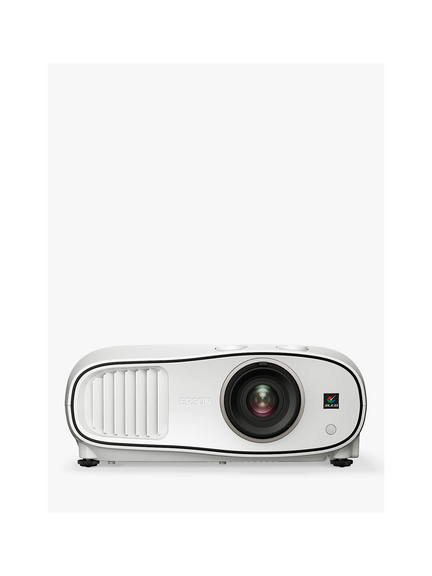 Epson Eh Tw6700 Full Hd 1080p 3 D Projector, 3000 Lumens by Epson