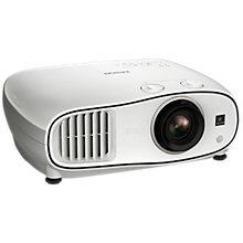 Buy Epson EH-TW6700W Wireless Full HD 1080p 3D Projector, 3000 Lumens Online at johnlewis.com