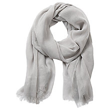 Buy Betty & Co. Long Scarf, Iris Blue Online at johnlewis.com
