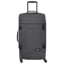 Buy Eastpak Trans4 4-Wheel 70cm Medium Suitcase Online at johnlewis.com