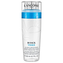 Buy Lancôme Bi-Facil Visage Makeup Remover & Cleanser, 200ml Online at johnlewis.com