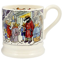 Buy Emma Bridgewater Winter Scene Christmas Mug, 284ml Online at johnlewis.com