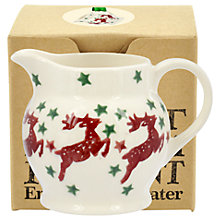 Buy Emma Bridgewater Reindeer Tiny Jug Christmas Tree Decoration, Multi Online at johnlewis.com