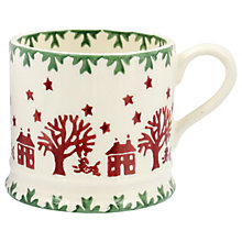 Buy Emma Bridgewater Christmas Joy Small Mug, 142ml Online at johnlewis.com