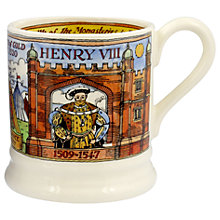 Buy Emma Bridgewater Henry VIII Half Pint Mug, 284ml Online at johnlewis.com