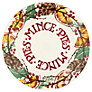 "Buy Emma Bridgewater Holly Wreath Mince Pies 8.5"" Plate, Multi, Dia.22cm Online at johnlewis.com"